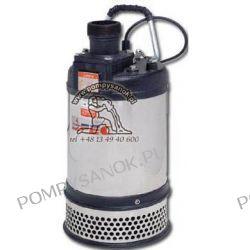 FS 475 - AFEC pompa odwodnieniowa dla budownictwa Hmax - 40m, wydajność do 1500 l/min - zmiana na PRORIL TANK 475 Pompy i hydrofory