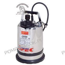 """FSR 400 -2'' AFEC Pompa z kołnierzem umożliwiającym odwadnianie """"do sucha"""" Pompy i hydrofory"""