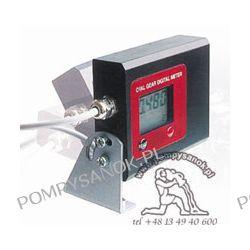 Wyświetlacz do licznika K600/4 pulser Pompy i hydrofory