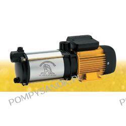 Prisma 15 5 lub 15 5 M  pompa pozioma, wielostopniowa do wody czystej - 400V lub 230V Pompy i hydrofory