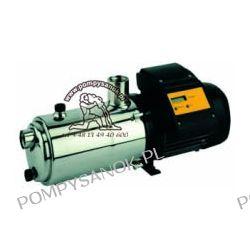 Tecnoself 25.5 lub 25.5 M pompa wielostopniowa pozioma - Q max 120l/min, H max 56m Pompy i hydrofory