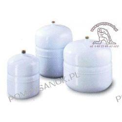 Przeponowe naczynia zbiorcze do ciepłej wody użytkowej typu D-8 bez podstawy Pompy i hydrofory