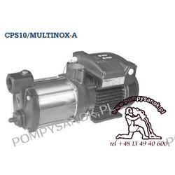 CPS10-MULTINOX-A 200/80 - elektroniczna pompa powierzchniowa z falownikiem (CPS) Pompy i hydrofory