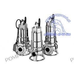 DW M 100A Pompa jednokanałowa z wirnikiem otwartym i pływakiem Pompy i hydrofory