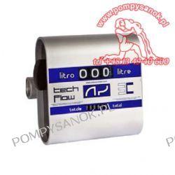 TECH FLOW 3C Mechaniczny licznik przepływowy