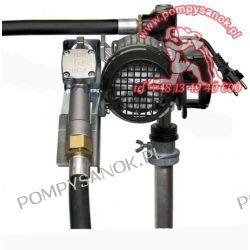 Pompa łopatkowa do oleju napędowego DRUM TECH Standard Pozostałe