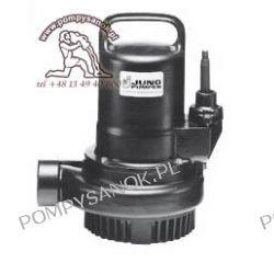 Pompa zatapialna US 151  do wody z zanieczyszczeniami do 10mm
