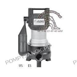 Pompa zatapialna US 153  do wody z zanieczyszczeniami do 30mm