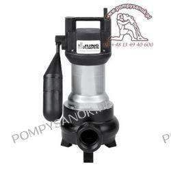 Pompa zatapialna US 105 do wody z zanieczyszczeniami do 50mm Pompy i hydrofory