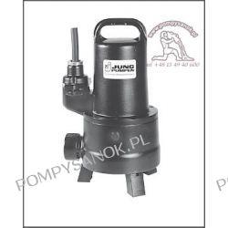 Pompa zatapialna  US 73 Ex do wody  z zanieczyszczeniami do 30mm, wykonanie przeciwwybuchowe EEX II D IIB