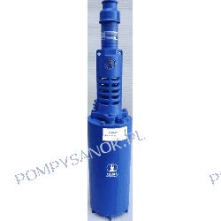 """Pompa głębinowa 1"""" EVGU-16-8-GU-80 1,1kW 400V SIGMA ORYGINAL Pozostałe"""