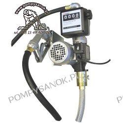Pompa powierzchniowa samozasysająca, przeznaczona do pompowania oleju napędowego, opałowego Satra 10305612 Pozostałe