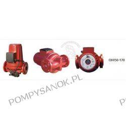 Pompa obiegowa OHI 50-170/250 o dużej wydajności Pompy i hydrofory