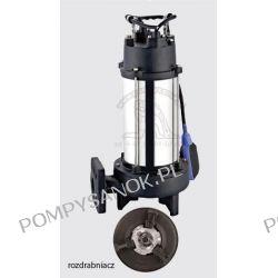 Pompa zatapialna KRAKEN 1800DF z rodrabniaczem do profesjonalnych zastosowań Pompy i hydrofory