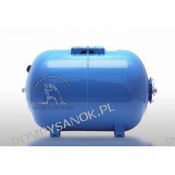 Poziomy zbiornik hydroforowy AQUAPRESS 80 litrów Pompy i hydrofory