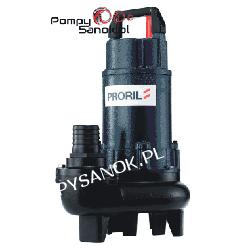 Pompa z wirnikiem tnącym GOCUT 315 (S) - dawniej AFEC LBC 315 (S) Pompy i hydrofory