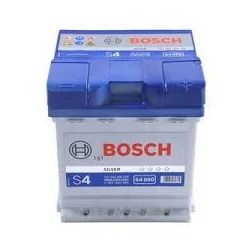 Akumulator BOSCH Wrocław 42AH 390A  P+12V BOSCH SILVER 092S40000 BOSCH S4000,S4.000 ...