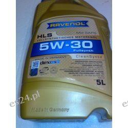 olej silnikowy RAVENOL HLS SAE 5W-30 5W30 5l MID SAPS CleanSynto