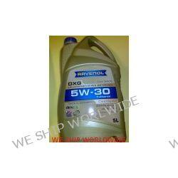 olej silnikowy RAVENOL DXG 5W-30 5W30 5l API SN (RC), ILSAC GF-5