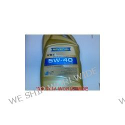 olej silnikowy RAVENOL Turbo VST 5W-40 5l API SN/CF, ACEA A3/B4