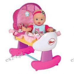Fisher Price, Little Mommy, Kołyska-nosidełko dla lalki 2w1