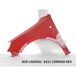 Błotnik lewy przód Skoda Fabia II 2 5J 07-14 8151