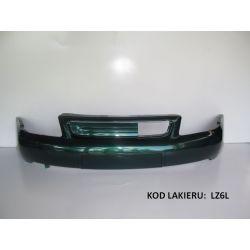 Zderzak przedni Audi A3 8L 96-03 LZ6L zielony Z6L