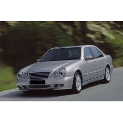 Błotnik Mercedes E-Klasa W210 99-03 744 Twój kolor