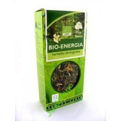 Bio Energia herbata Eko 50 g Dary Natury