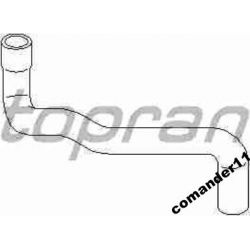 037121053H wąż od silnika pompy wody VW AUDI