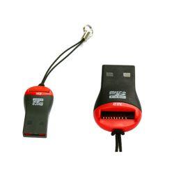 CZYTNIK KART PAMIĘCI micro SD SDHC M2 2 in 1 Karty pamięci