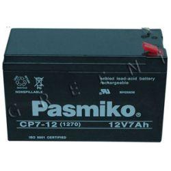 Akumulator PASMIKO 12V 7Ah...