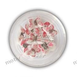 Ozdoby ceramiczne 3D - MOTYLEK 2 - kolor 14
