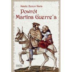 DAVIS * POWRÓT MARTINA GUERRE'A * Sommersby Książki i Komiksy