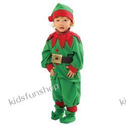 Strój Elf- mały pomocnik Mikołaja