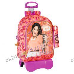 Plecak  Violetta 42 cm  + piórnik gratis