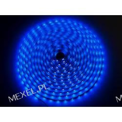 Taśma LED 300/5050 24W/12V NIEBIESKA IP20 Przemysł metalowy i hutnictwo