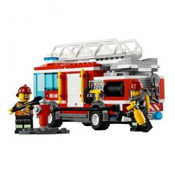 LEGO CITY 60002 Wóz strażacki