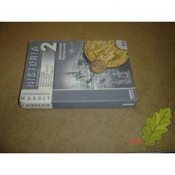 Historia 2 - podręcznik rozszerzony Burda Operon