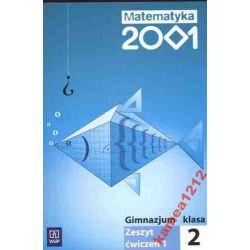 MATEMATYKA 2001 KL 2 CZ 1 ĆWICZENIA