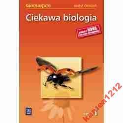 CIEKAWA BIOLOGIA CZ 1 ĆWICZENIA