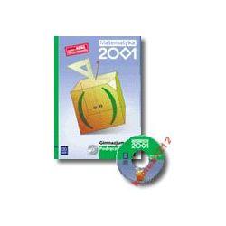 MATEMATYKA 2001 KL 1 PODRĘCZNIK+CD GIMN