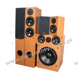 PIONEER VSX-818 + DV-410 + ZESTAW KODA F 51 v2 + SW-1000 v2 DOSTAWA 24h I PREZENT GRATIS!!