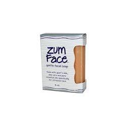 Indigo Wild, Zum Face, Gentle Facial Bar Soap, 3 oz - iHerb.com
