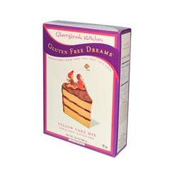 cherrybrook kitchen gluten free dreams yellow cake mix 16 4 oz 464