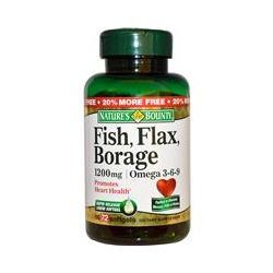 Omega 3 medical sprawd for Nature s bounty fish oil review