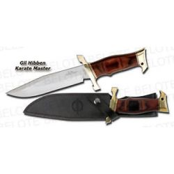 United Cutlery Gil Hibben Karate Master w Sheath GH950