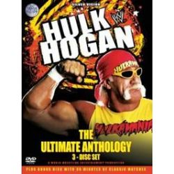 Film: WWE - Hulk Hogan - The Ultimate Anthology  von WWE mit Hulk Hogan