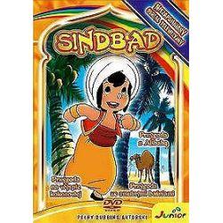 Sindbad: przygoda z Alibabą, na wyspie kokosowej, ze smutnymi baśniami (DVD)