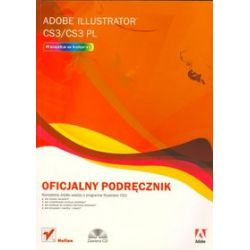 Adobe Illustrator CS3/CS3 PL. Oficjalny podręcznik